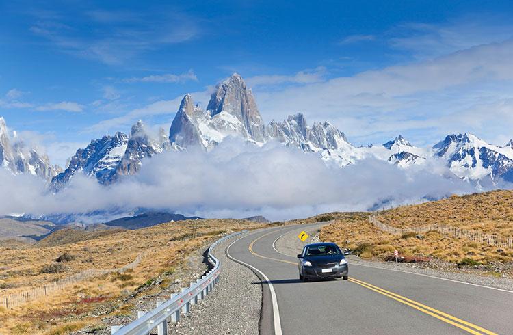 رانندگی در آرژانتین