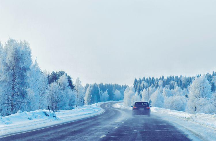 رانندگی در فنلاند