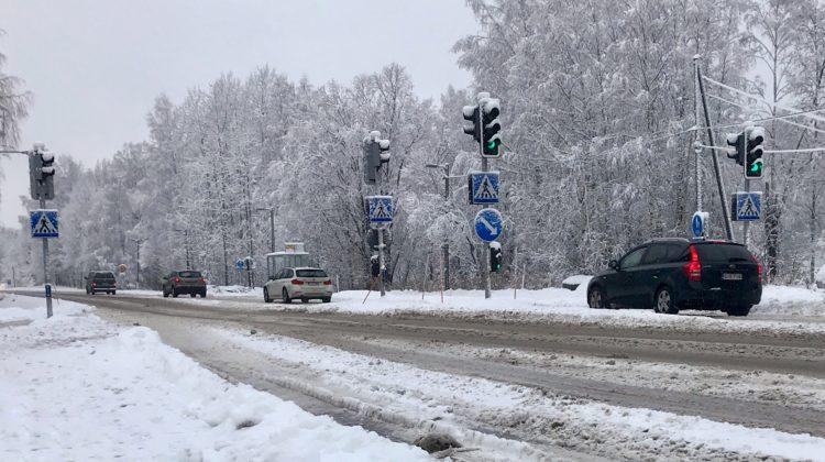 رانندگی در راه های فنلاند