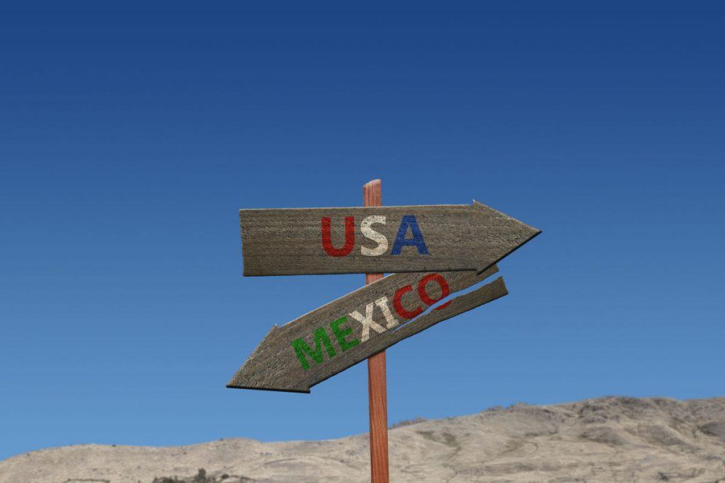 رانندگی در مکزیک