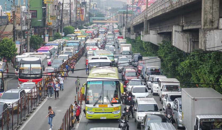 رانندگی در راه های فیلیپین