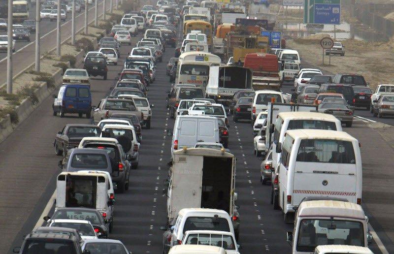 قوانین رانندگی در کویت