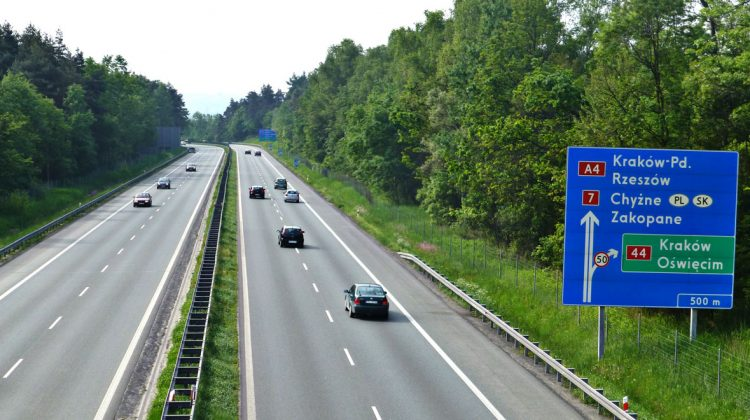رانندگی در جاده های لهستان
