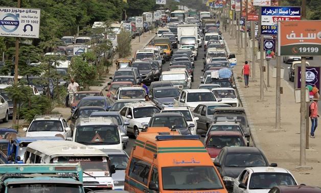 رانندگی در کشور مصر