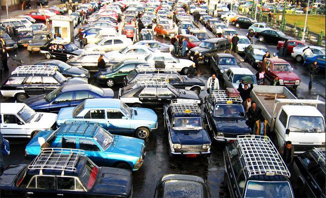 رانندگی در راه های مصر