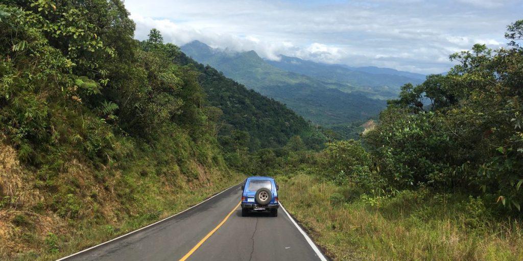 رانندگی در پاناما