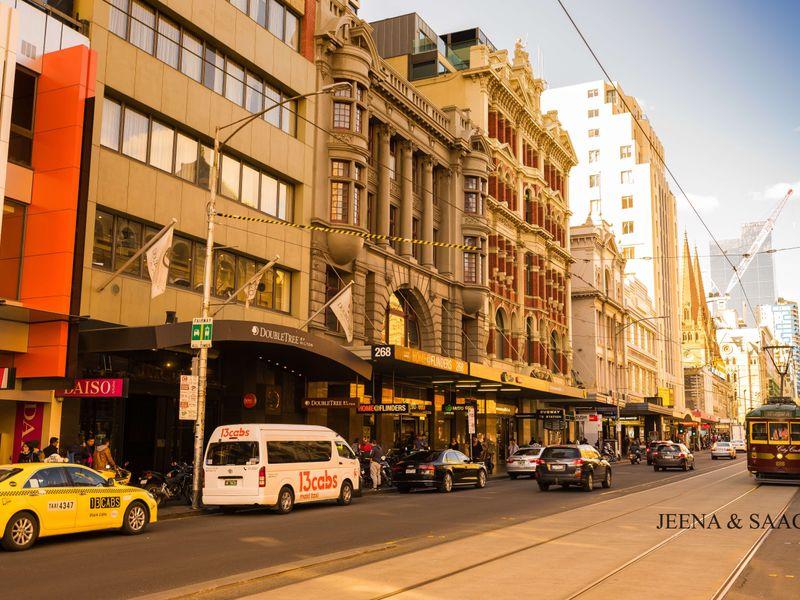 رانندگی در ملبورن استرالیا