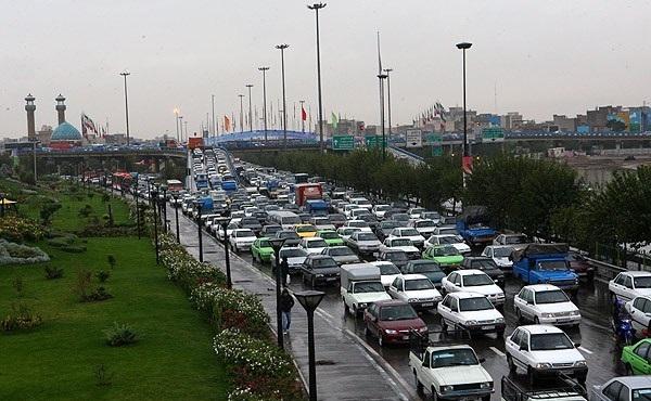 هزینه رانندگی در تهران