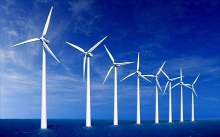 منابع تجدید پذیر - توربین بادی