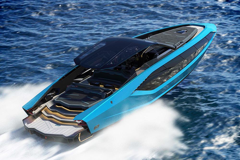موتور قایق